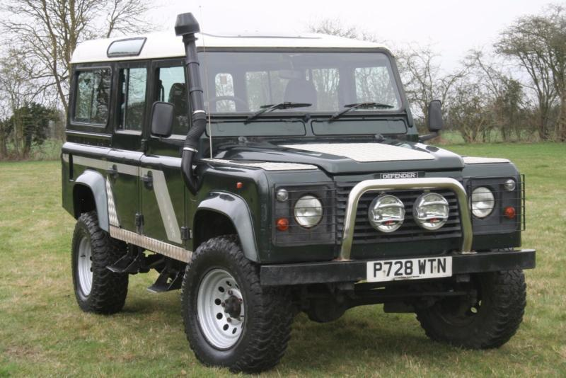 land rover defender 110 300 tdi county station wagon in aylesbury buckinghamshire gumtree. Black Bedroom Furniture Sets. Home Design Ideas