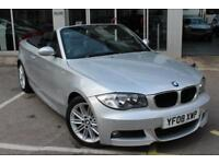 2008 BMW 1 Series 2.0 120d M Sport 2dr