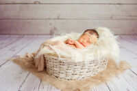 NEWBORN PHOTOGRAPHY $75 ONLY (September Exclusive Offer)!