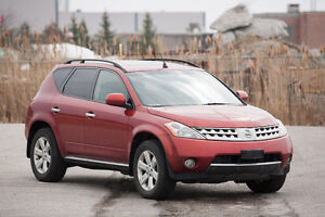 2006 Nissan Murano SL AWD Loaded! Saftied. Financing available!