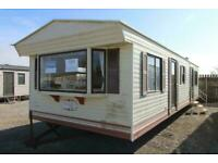 Cosalt Retreat 35x12 2 bed 2001 6 berth used static caravan for sale offsite