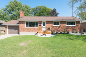 1218 Colborne Rd,Sarnia - Beautifully Updated North End Bungalow