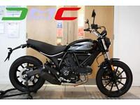 *NEW* Ducati Scrambler Sixty2 Shining Black £85 Deposit & £85 PCM A2 Licence
