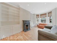Newly renovated 2 double bedroom period apartment with balcony, close to Oval underground station