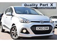 2014 Hyundai i10 1.2 Premium 5dr
