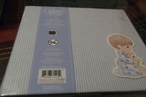 Precious Moments Scrapbook Album 8 x 8 - 10 Pages New Baby Boy