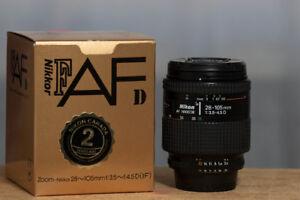 Nikon AF-D 28-105mm f/3.5-4.5 ED Lens