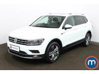 2018 Volkswagen TIGUAN ALLSPACE 1.4 TSI SEL 5dr DSG Auto Estate Petrol Automatic