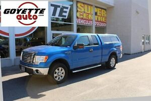 "Ford F-150 XTR 4WD SuperCab 145"" 2011"