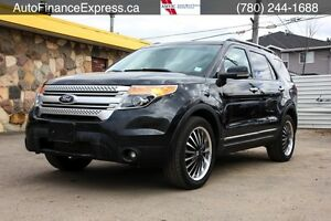 2013 Ford Explorer 4WD LEATHER LOADED REDUCED 7 PASSENGER