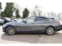 2012 BMW 3 Series 2.0 318d Luxury (s/s) 4dr