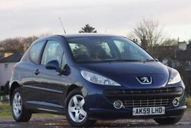 Peugeot 207 1.4 XR 3 DOOR