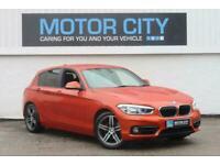 2017 BMW 1 Series 120D SPORT Hatchback Diesel Manual