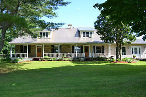 100 Acre Horse farm in Elgin with 1834 stone house West Island Greater Montréal image 2