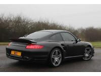 Porsche 911 Turbo 997 TIPTRONIC S