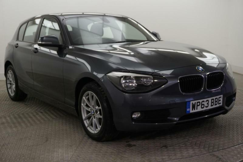 2013 BMW 1 Series 118D SE Diesel grey Automatic | in Bury ...