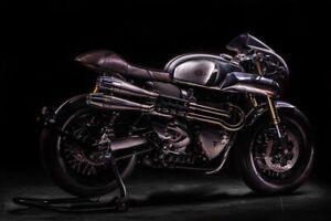 """2019 Triumph Thruxton 1200 R """"Hedonic"""""""