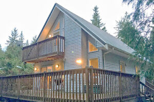Mt. Baker Lodging - Cabin #96 - FIREPLACE, PETS OK, SLEEPS-6!