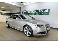 Audi A5 2.7 TDI Multitronic S Line Special Ed Auto [4X SERVICES, LEATHER, BANG a