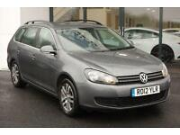 2012 Volkswagen Golf 1.6 TDI BlueMotion Tech SE 5dr
