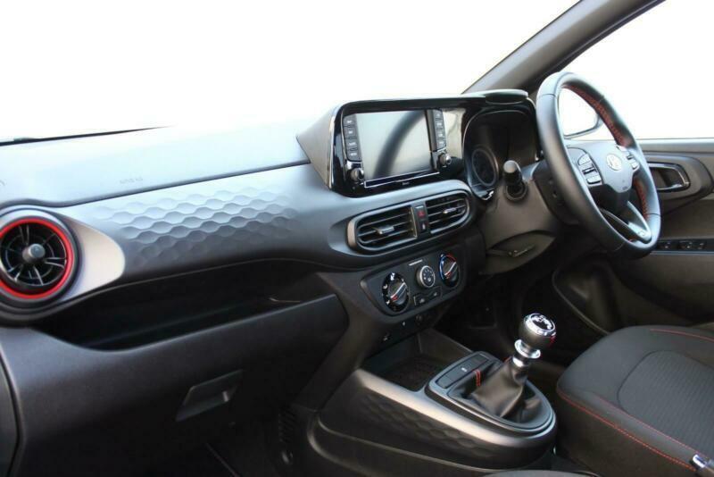 2021 Hyundai i10 1.0 T-GDi N Line 5dr Hatchback Petrol Manual
