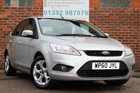 Ford Focus 1.6 Sport Manual Petrol 5 Door Hatchback in Metallic Silver