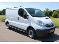 Vauxhall Vivaro 2.0CDTi ( 90ps ) ( Euro IV ) 2700 SWB 46,211 Miles £5895+ VAT