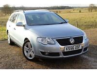 2007/56 Volkswagen Passat 2.0TDI 170BHP Sport Estate, ONLY 63,000 Genuine Miles