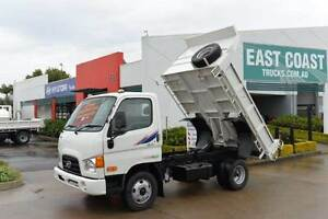HYUNDAI HD45 ** TIPPER ** BRAND NEW ** #4843 Archerfield Brisbane South West Preview