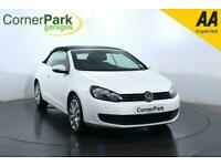 2015 Volkswagen Golf 2.0 SE TDI BLUEMOTION TECHNOLOGY 2d 150 BHP Convertible Die