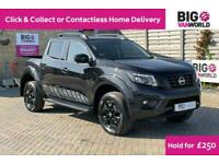 2019 NISSAN NAVARA DCI 190 N-GUARD SPECIAL EDITION DOUBLE CAB (15075) PICK UP D