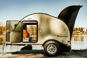 The Helios Traverse - Helios Solar Teardrop Trailers **SALE**