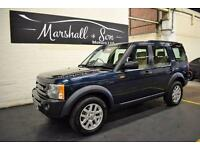 2008 08 LAND ROVER DISCOVERY 3 2.7 3 TDV6 XS 5D 188 BHP DIESEL