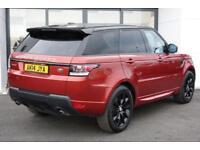2014 Land Rover Range Rover Sport 3.0 TD V6 SE 4X4 5dr (start/stop)