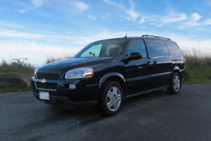 Chevrolet Uplander LT --- 2007 --- good condition