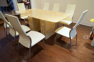 Composite Stone Dinning table