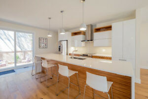 Luxury home steps from Westboro Beach