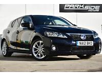 2012 Lexus CT 200h 1.8 SE-L CVT 5dr