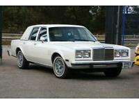 American Classic Rare 1986 Chrysler 5th Avenue 5.2 V8 Auto Fresh MOT