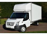Ford Transit Luton T350 2.2 tdci with 500kg tail lift