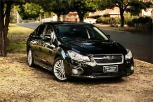 2012 SUBARU IMPREZA  2.0i-S (AWD) MY12 2.0L CONTINUOUS VARIABLE Welshpool Canning Area Preview