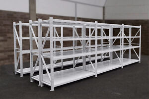 SHELVING- OFFICE, WAREHOUSE, GARAGE, RETAIL, FREE DELIVERY! gvrd