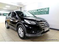 Honda CR-V 2.0 I-VTEC SE 4x4 [5X SERVICES and REVERSE CAMERA]