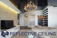 Stretch Ceiling Solutions - Projects as low as $6/sq. ft.