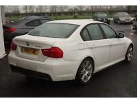 2011 BMW 3 Series 2.0 318d M Sport 4dr
