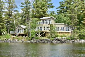 LAST-MINUTE DISCOUNT - Luxury, Modern Island - Lake of The Woods