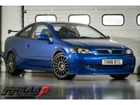 2002 02 Vauxhall Astra 2.0i 16v Turbo 888 Edition T8 **The Very Best Available**