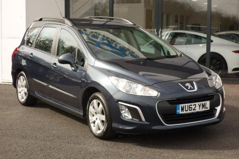 2012 peugeot 308 sw 1 6 hdi sr 5dr in derby derbyshire gumtree. Black Bedroom Furniture Sets. Home Design Ideas