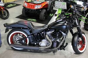 "2004 Harley-Davidson Softail ""Not So"" Standard"