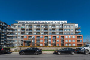 BRAND NEW 3 1/2 AND 4 1/2 CONDOS IN SAINT- LAMBERT FOR RENT
